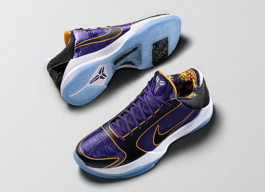 Nike Kobe 5 Mamba Week 5x Champ