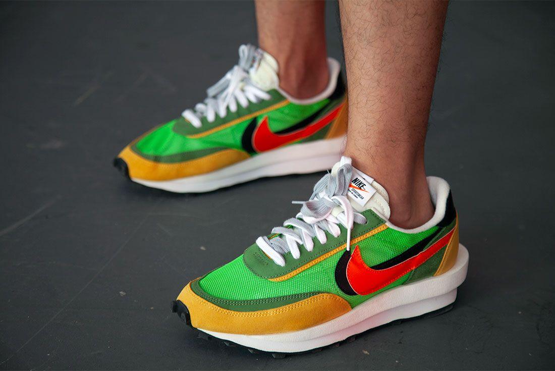 Street Superior Nike Sacai Ldwaffle