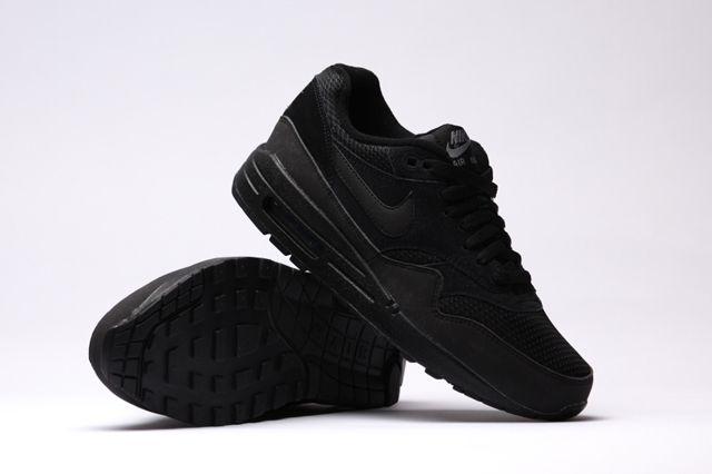 Nike Air Max 1 Essential Black Black B51