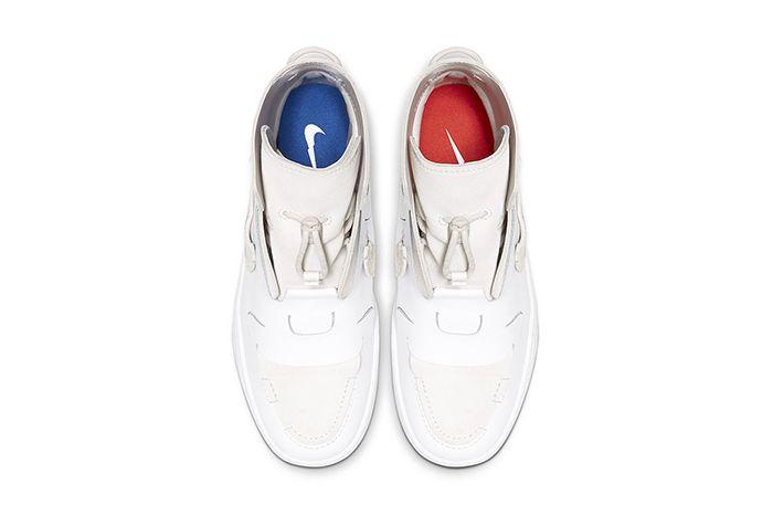 Nike Vandalized Lx White Platinum Tint Bq3611 100 Release Date Top Down