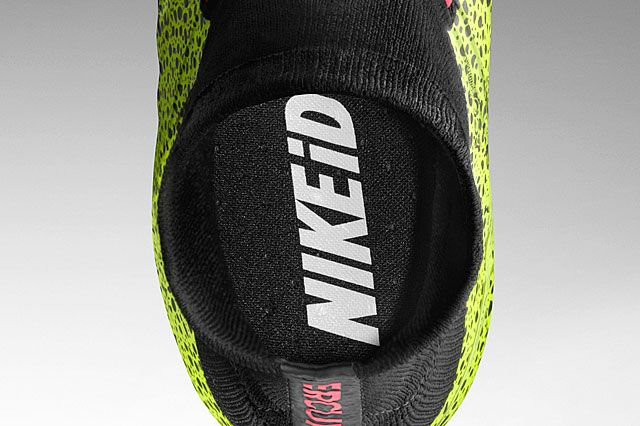 Nikei D Mercurial Superfly 11