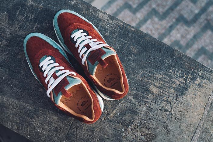 Footshop × Kangaroos Ultimate 3 — The City Of A Hundred Spires 7