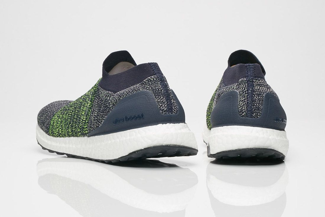 Adidas Ultraboost Laceless Legend Ink 5