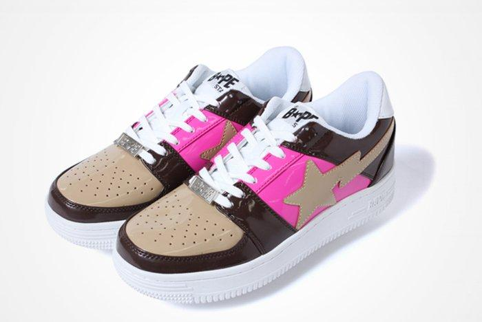 Bape Sta Low Brown