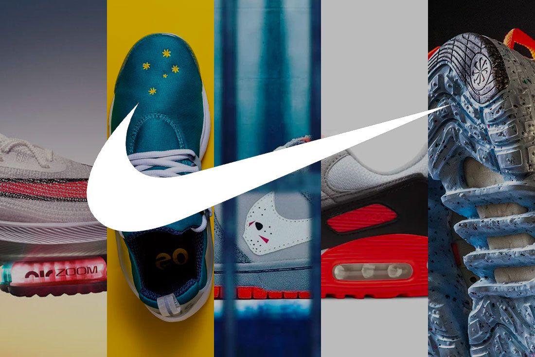 Nike 2020 Highlight Reel Sneaker Freaker