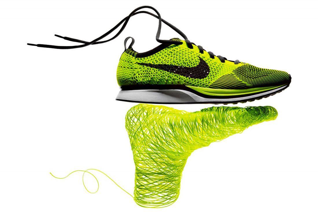 Material Matters Nike Flyknit Technology 3
