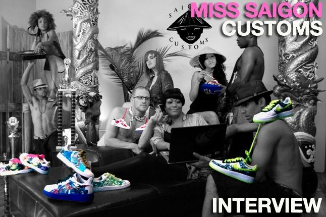 Miss Saigon Customs Interview 1