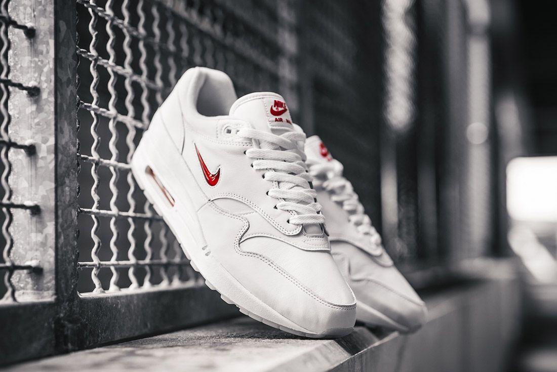 Nike Air Max 1 Jewel Red 10