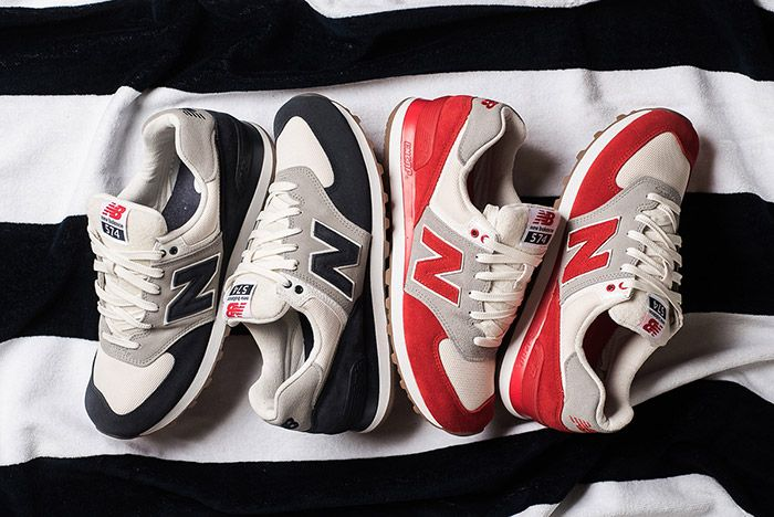 New Balance 574 Terry Cloth Pack 15