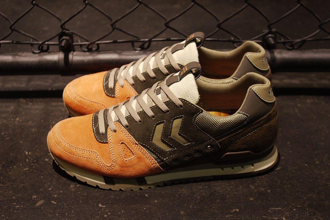 Mita Sneakers X Hummel Hive Marathona Og Smørrebrød