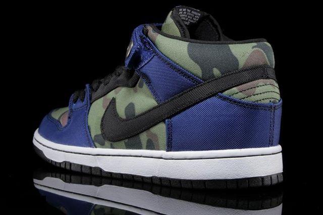 Made For Skate Nike Sb Dunk Mid Pro Premium Rear