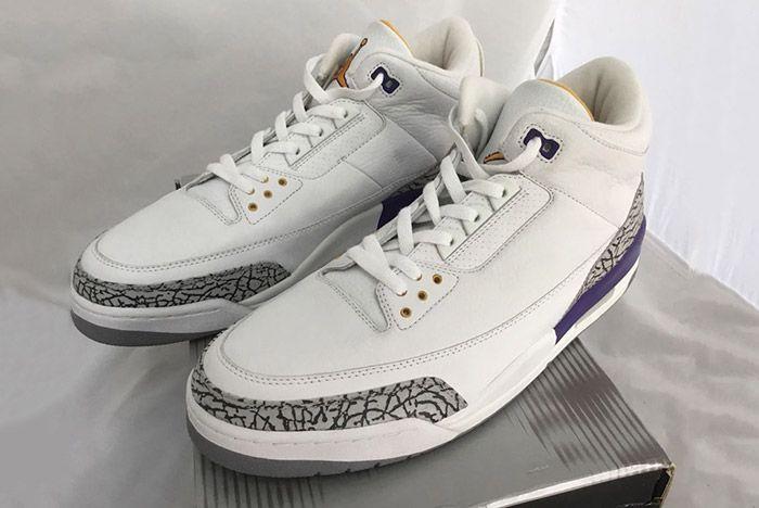 Air Jordan 3 Kobe Auction 1