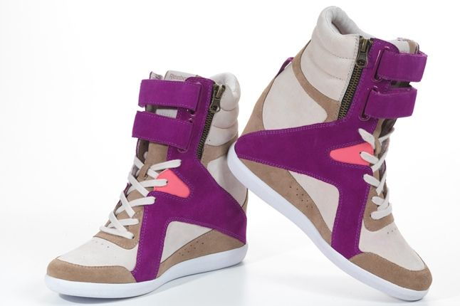 Alicia Keys Wedge Purple 1