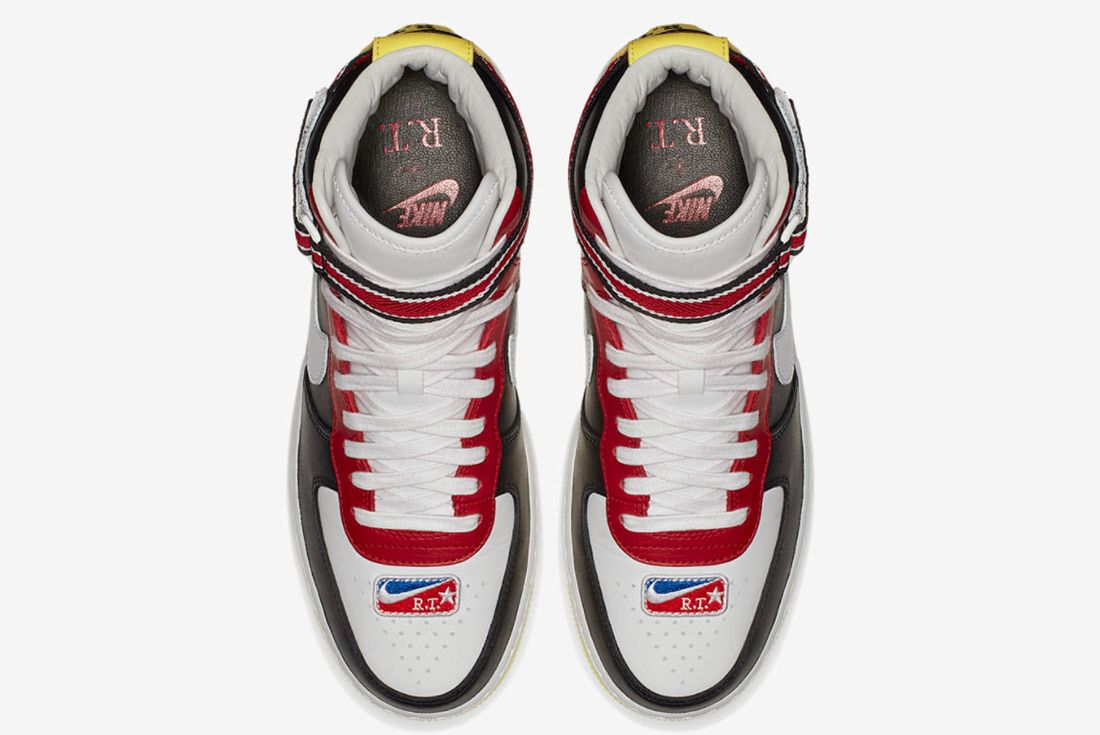 Riccardo Tisci Nike Air Force 1 High 7