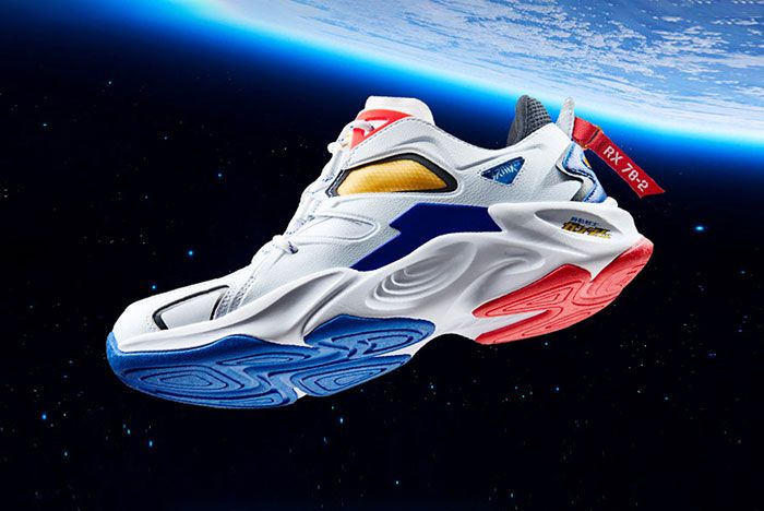 Mobile Suit Gundam 361 Rx 78 2 Sneaker Release 003 Side Space