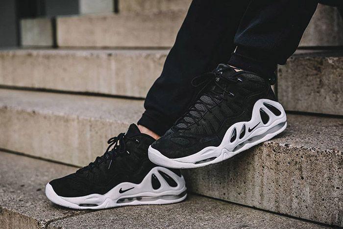 Nike Air Uptempo 97 Black White 3