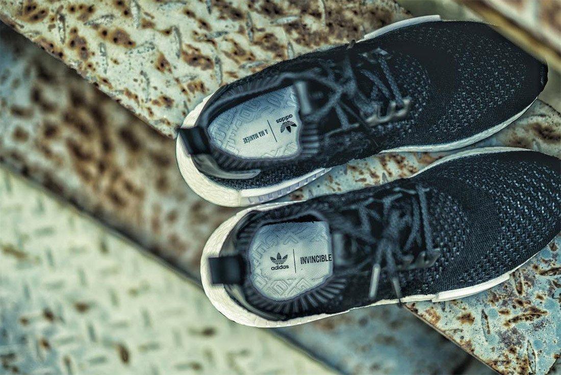 Invincible A Ma Maniere Adidas Consortium Nmd R1 1