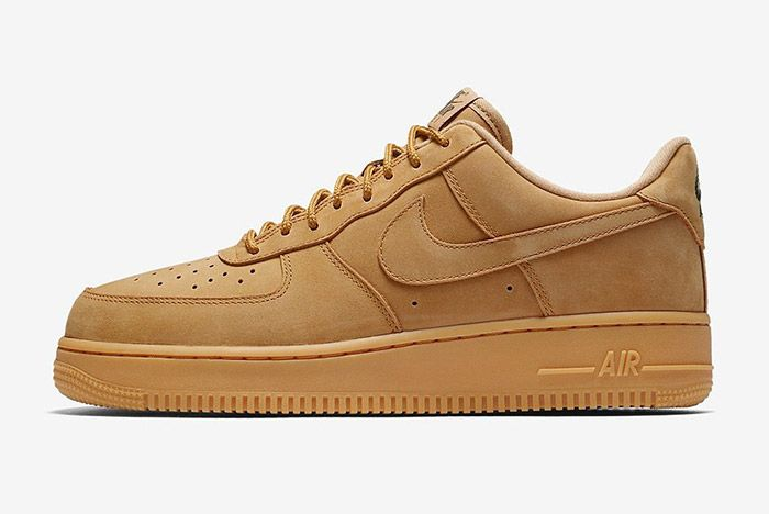 Nike Air Force 1 Low Flax Wheat Brown 1