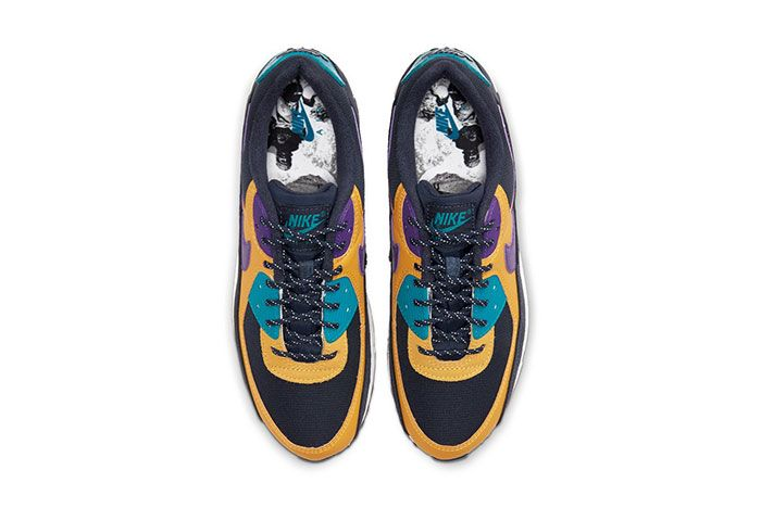 Nike Air Max 90 Persian Violet Top