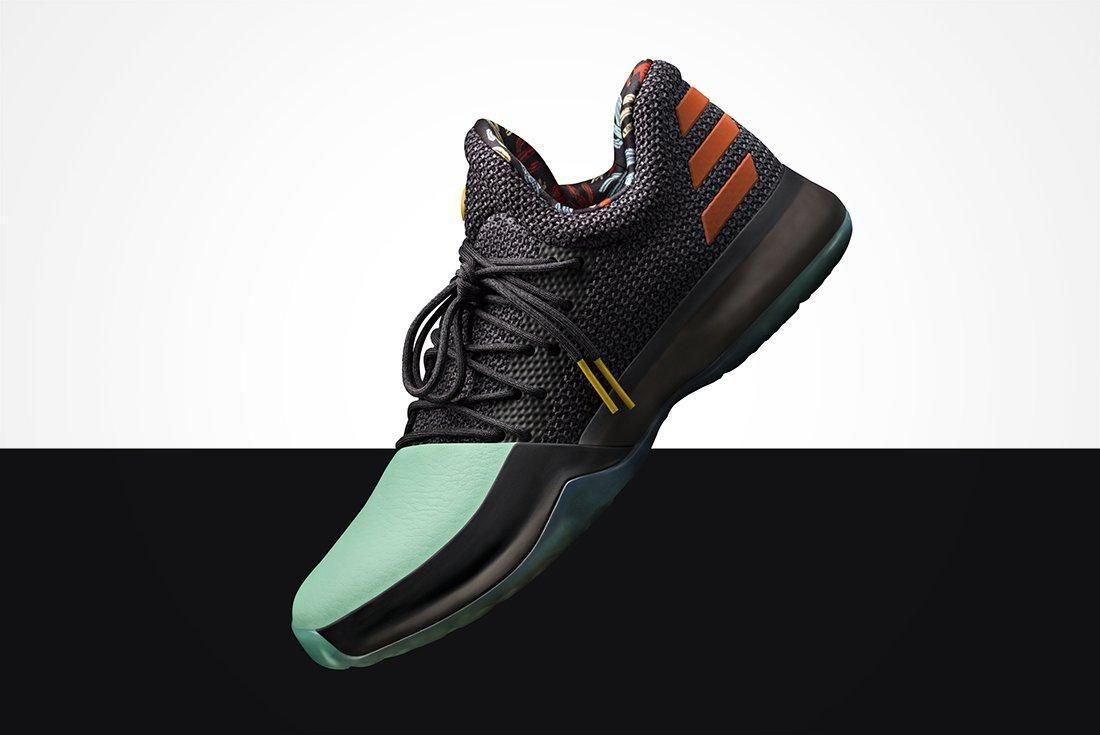 Adidas Harden Vol 1 New Colourways Featured