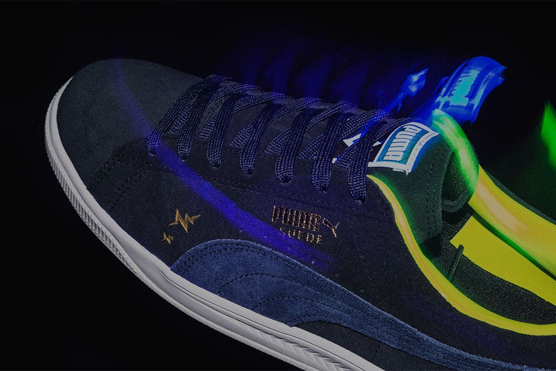 Mita Sneaker Whiz Limited Puma Suede Ignite Sneaker Freaker 15