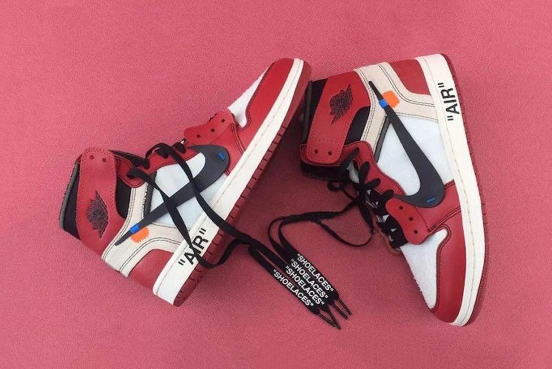Off White X Air Jordan 1 9