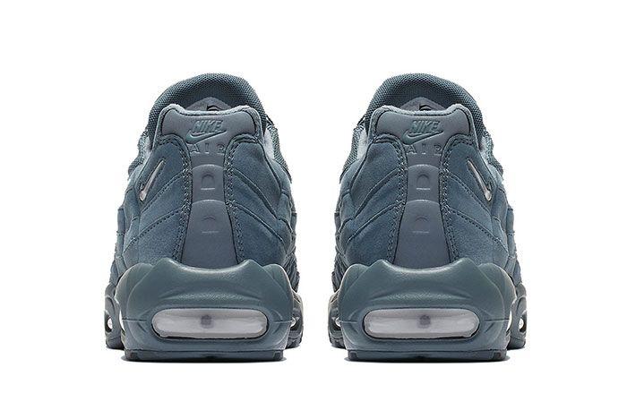 Nike Air Max 95 Jewel Armoury Blue Heel