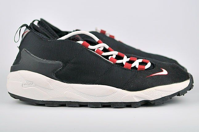 Nike Footscape Black Red 1