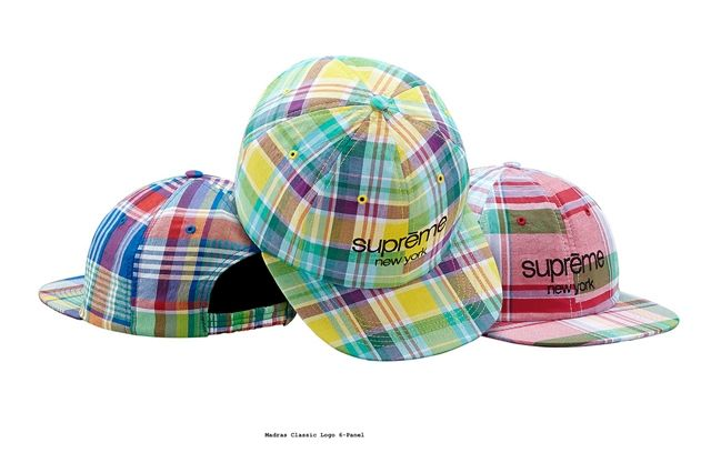 Supreme Ss15 Headwear Collection 30