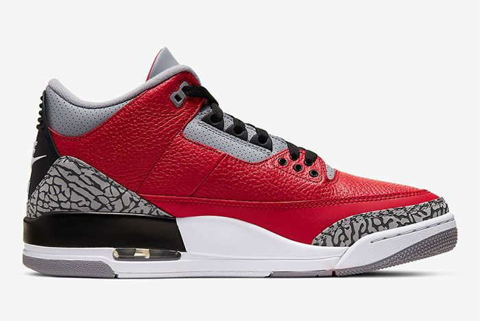 Air Jordan 3 Chi Cu2277 600 4 Medial Side Shot