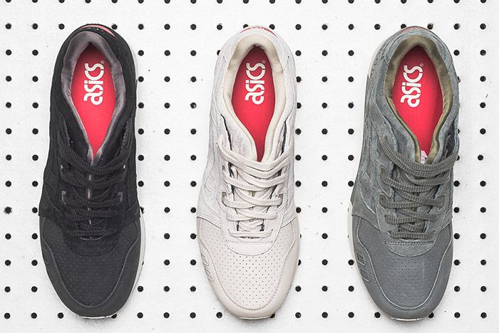 Asics Gel Lyte Iii Perforated Pack 1