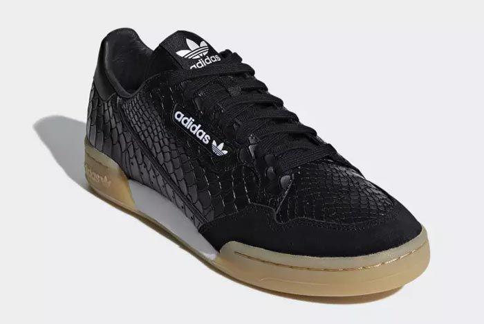 Adidas Continental 80 Snakeskin 1