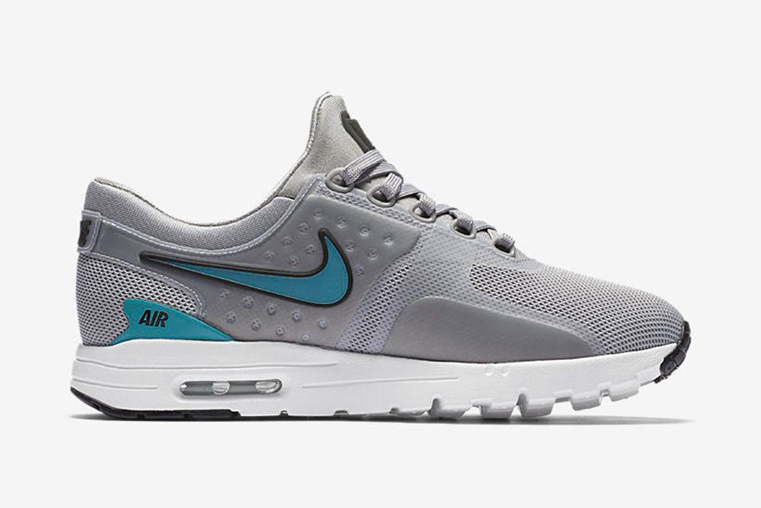 Nike Air Max Zero Wmns Metallic Silver Pack 3