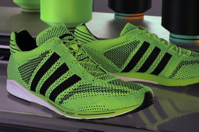 Adidas Presents Primeknit Runners 1