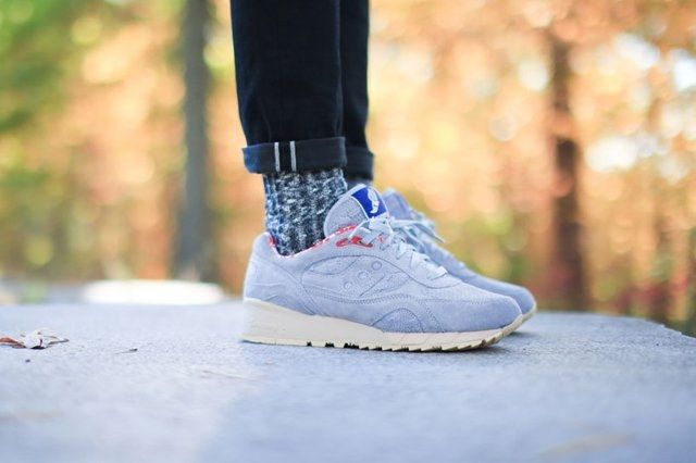 Bodega Saucony Shadow 6000 Sweater Pack 12