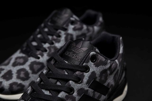 Adidas Zx Flux Sns Exclusive Pattern Pack 1