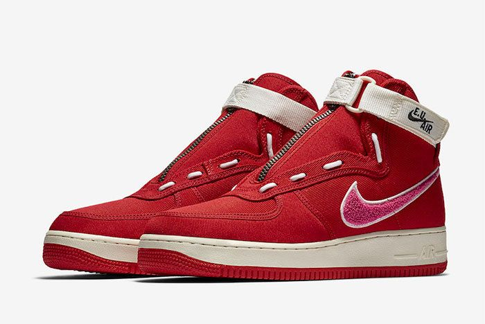 Emotionally Unavailable Nike Air Force 1 High Av5840 600 Release Date