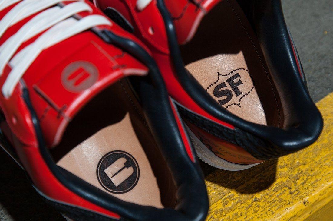 Sneaker Freaker X Bespokeind Melbourne Rules 8