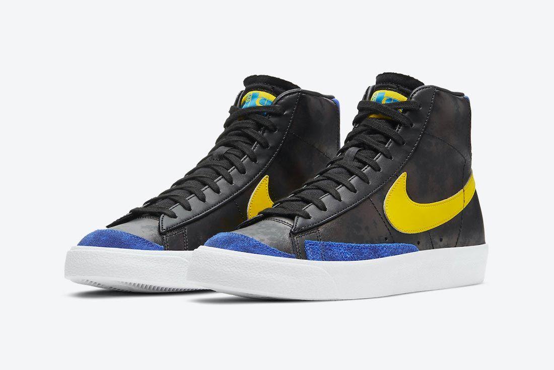 Nike Blazer Mid 'Peace, Love and Basketball'