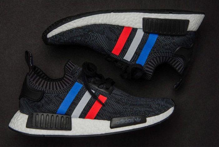 Adidas Nmd Tri Colour Black 1
