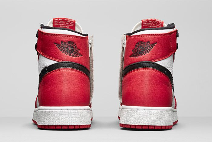 Air Jordan 1 Rebel Chicago 5