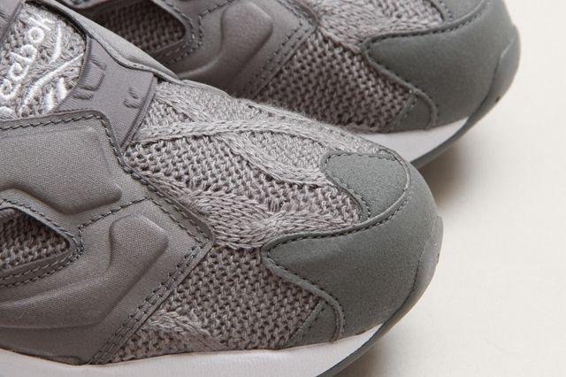 Mita Sneakers Reebok Insta Pump Fury Og Foggy Grey 5