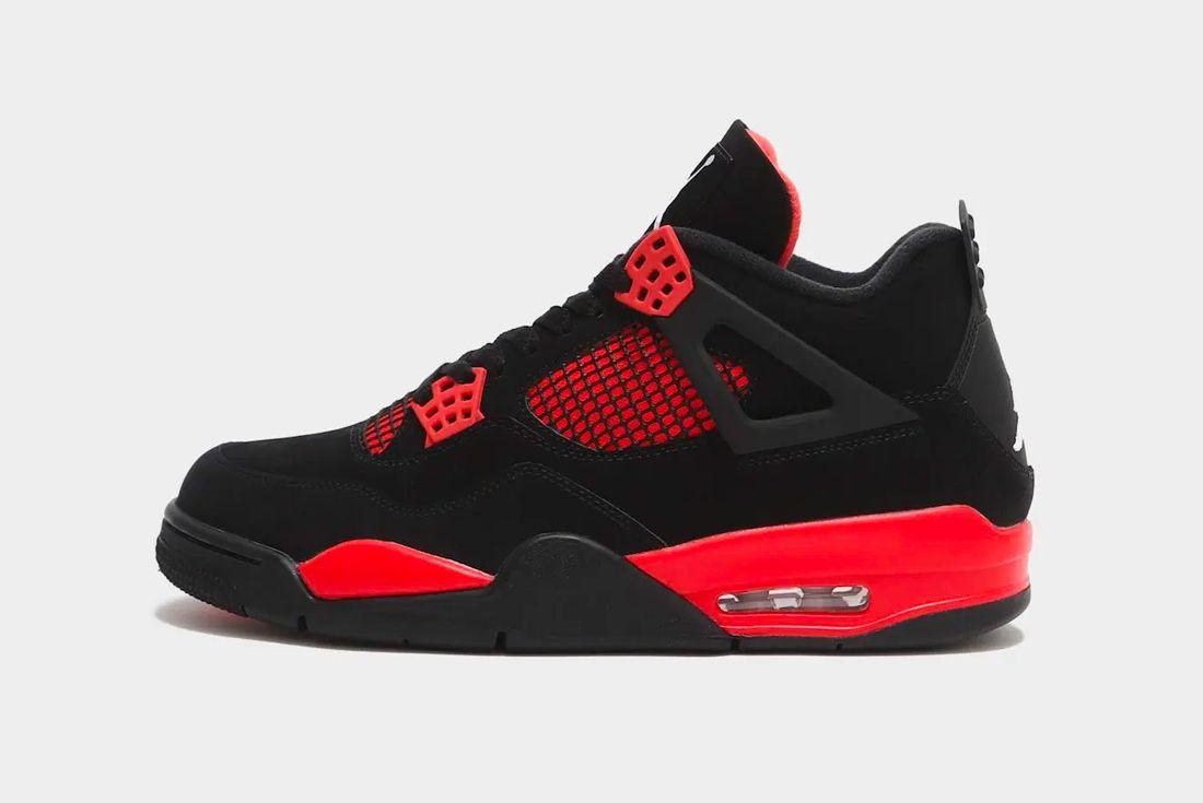 Air Jordan 4 'Red Thunder'