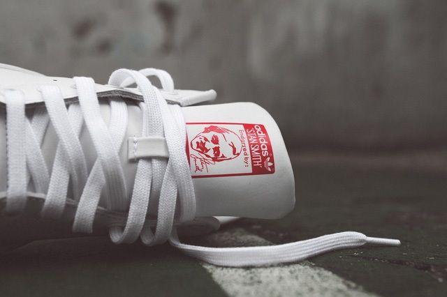 Adidas Originals Stan Smith Og White Red 2