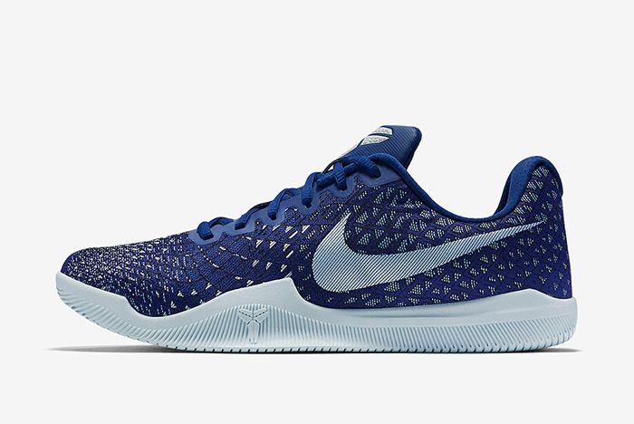 Introducing The Nike Mamba Instinct12