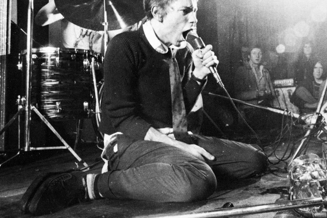 Shoes That Defined Englands Punk Rock Scene Johnny Rotten