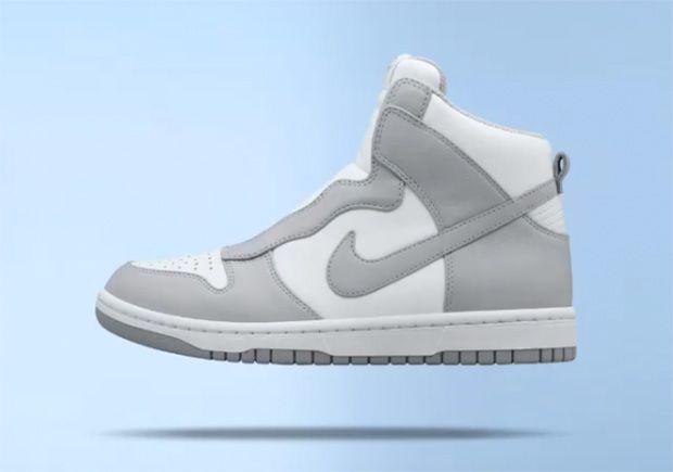 Sacai Nike Dunk Be True 3
