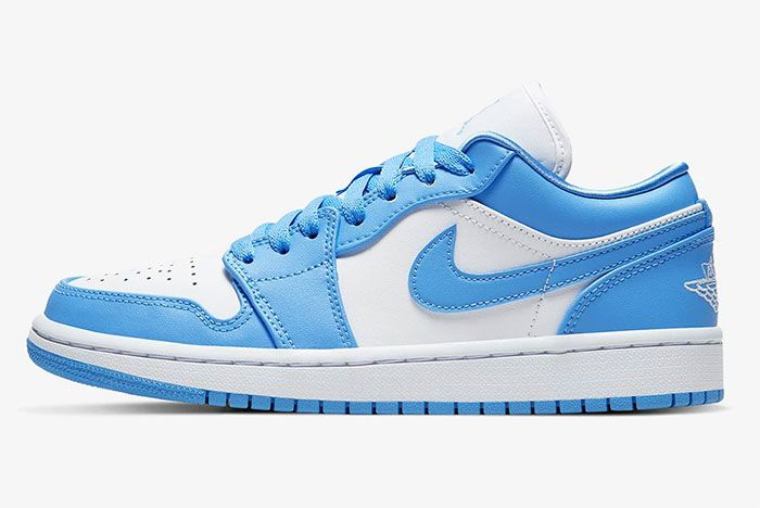 Air Jordan 1 Low Unc Left