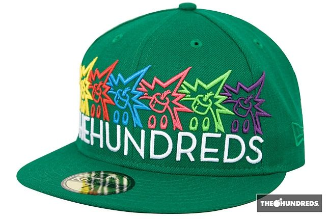 The Hundreds New Era 1 1