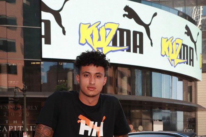 Kyle Kuzma Puma Promo